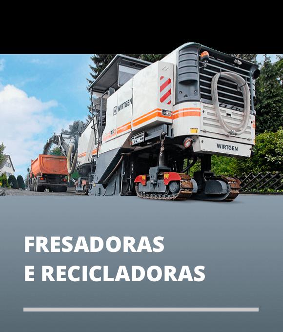 Fresadoras / Recicladoras